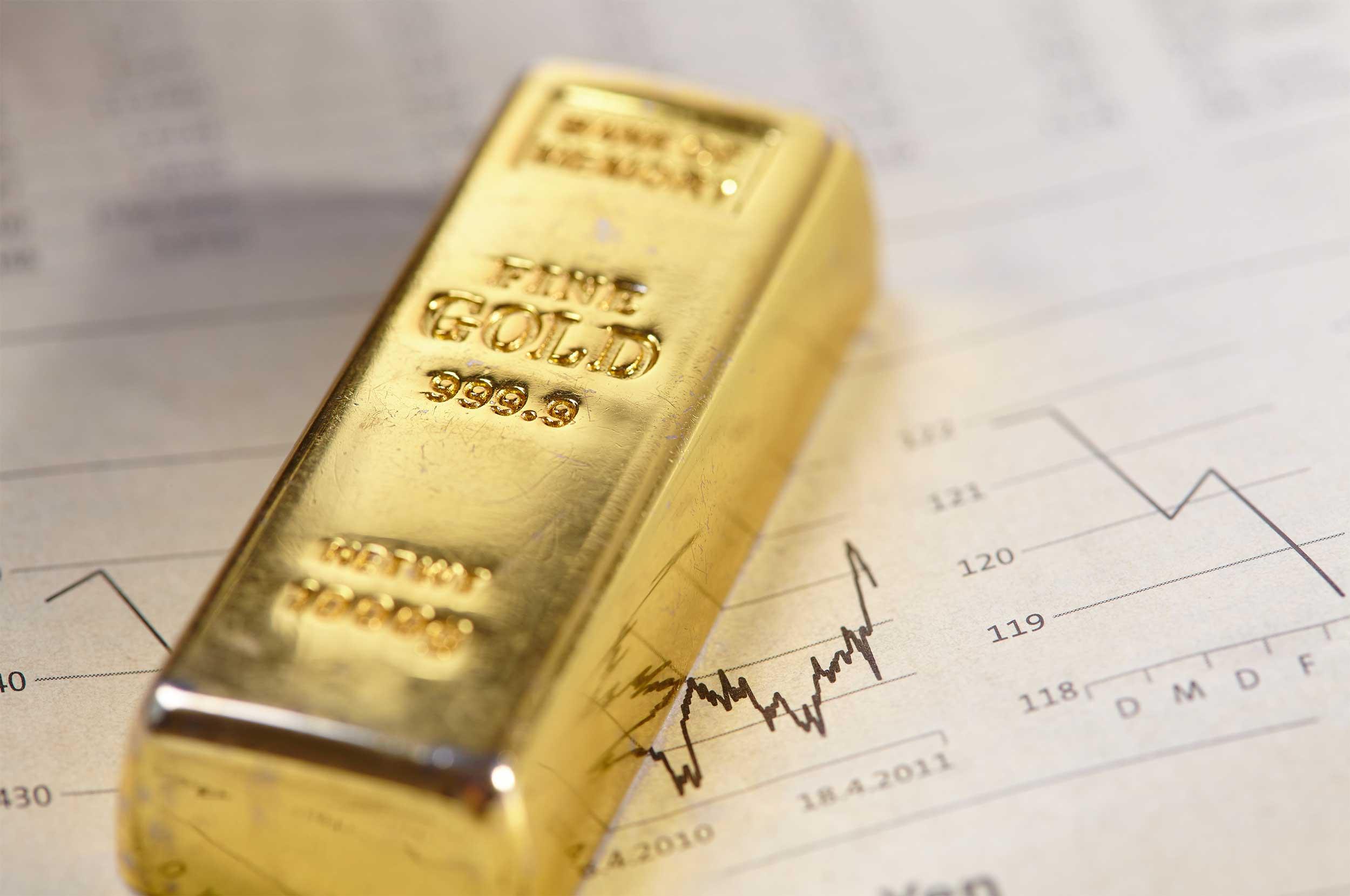 Gold Mineral Specimen For Sale