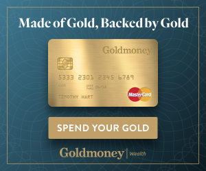 Goldmoney crypto and gold wealth